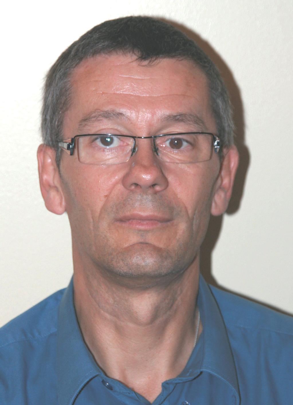 Le Dr Loïc Simon, responsable du CPias Grand-Est. ©DR