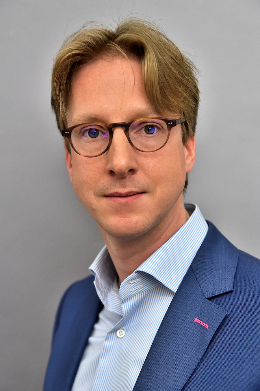 Maarten de Bruijn – Directeur Général Clients Europe, Icertis. ©DR