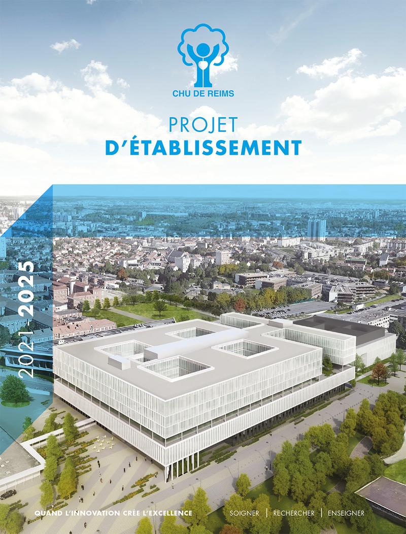 Le CHU de Reims adopte un nouveau projet d'établissement
