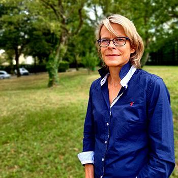 Le Pr Corinne Dupont ©HCL