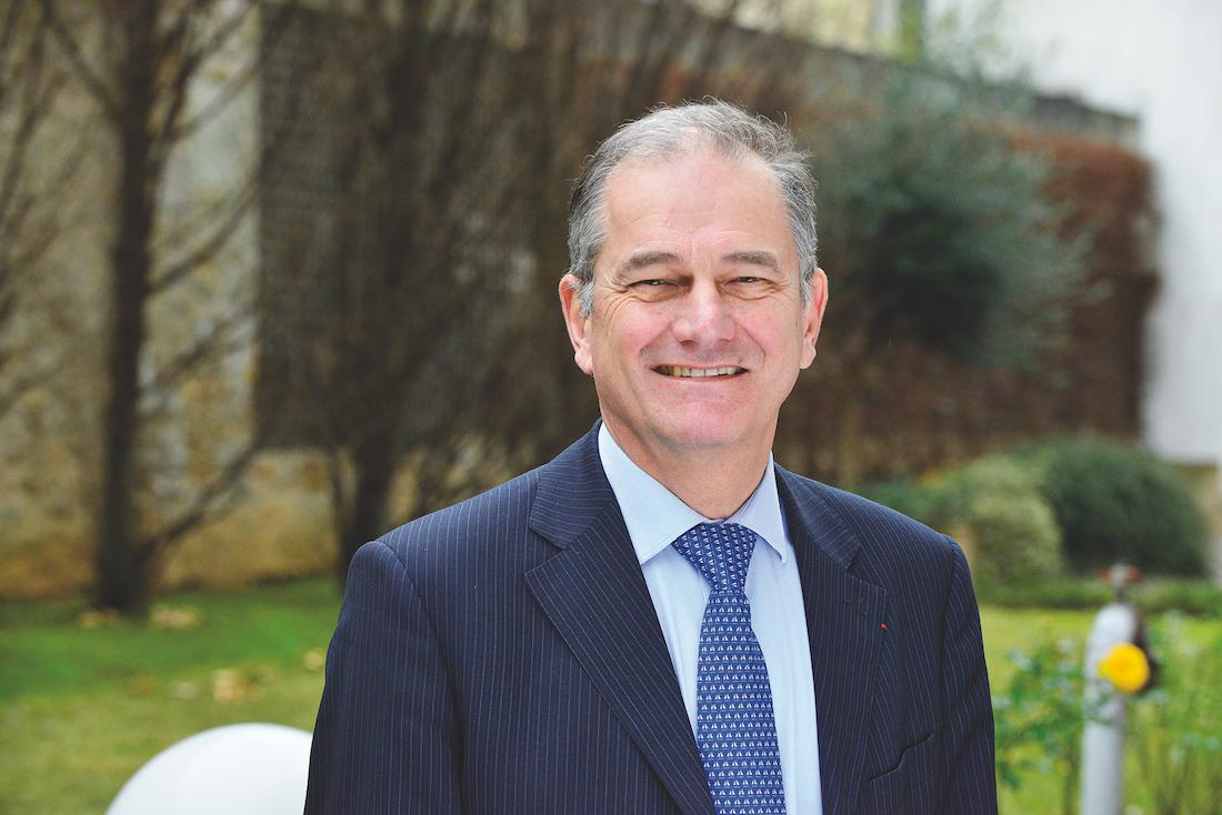Antoine Perrin, directeur général de la FEHAP. © Patrice LE BRIS