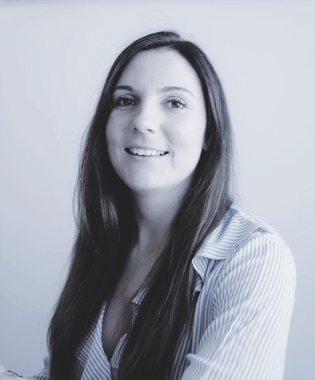 Charlotte Drapeau, cheffe du bureau Santé et Société à L'ANSSI. ©ANSSI