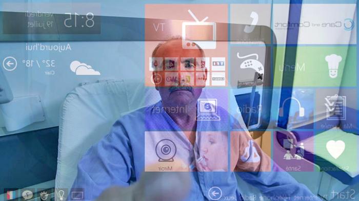 Microsoft TechDays 2014 : Hospitalia y était !