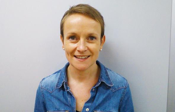 Anne-Claire Fleuret, chef de marque Rivadouce