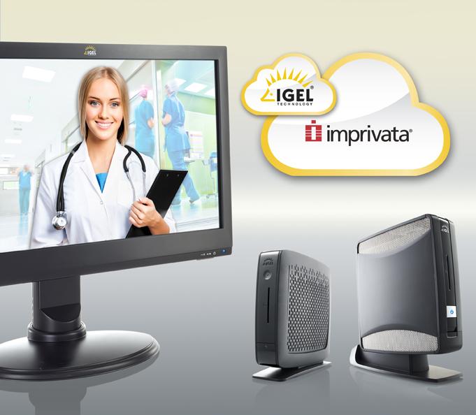Un accès rapide et sécurisé aux applications de santé en milieu hospitalier grâce à IGEL Technology et Imprivata