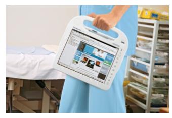 SSA 2014 - Les rencontres d'Hospitalia : Panasonic, entre mobilité, sécurité et dématérialisation