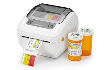 La nouvelle imprimante GK420TM santé aide les centres hospitaliers à garantir la santé des patients et assurer le respect des normes requises en milieu stérile.