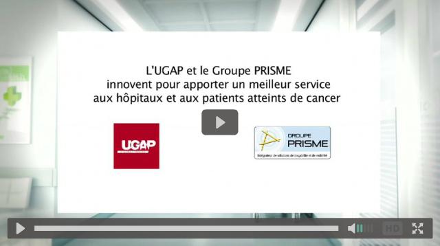 L'UGAP et le Groupe PRISME innovent pour les hôpitaux et les patients atteints de cancer.