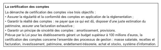 Le CHU de Limoges, 2ème CHU de France certifié sans réserve