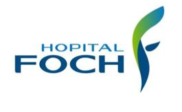 L'hôpital Foch inaugure un jardin de détente pour son personnel