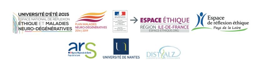 5ème édition de l'Université d'Été Éthique et Société : « Vivre avec, vivre ensemble », Nantes, du 14 au 16 septembre 2015