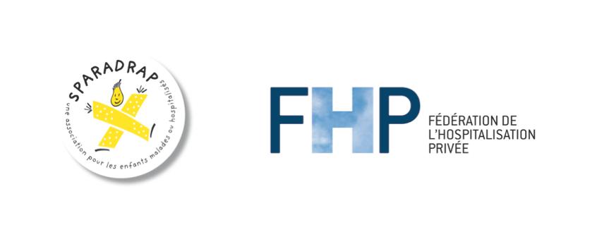 La FHP et l'association SPARADRAP nouent un partenariat pour améliorer la prise en charge des enfants hospitalisés