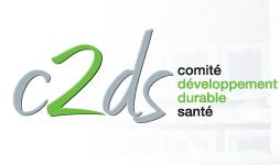 Le C2DS lance l'Observatoire IDD Santé Durable®, un auto-diagnostic unique et gratuit de mesures d'une démarche de développement durable