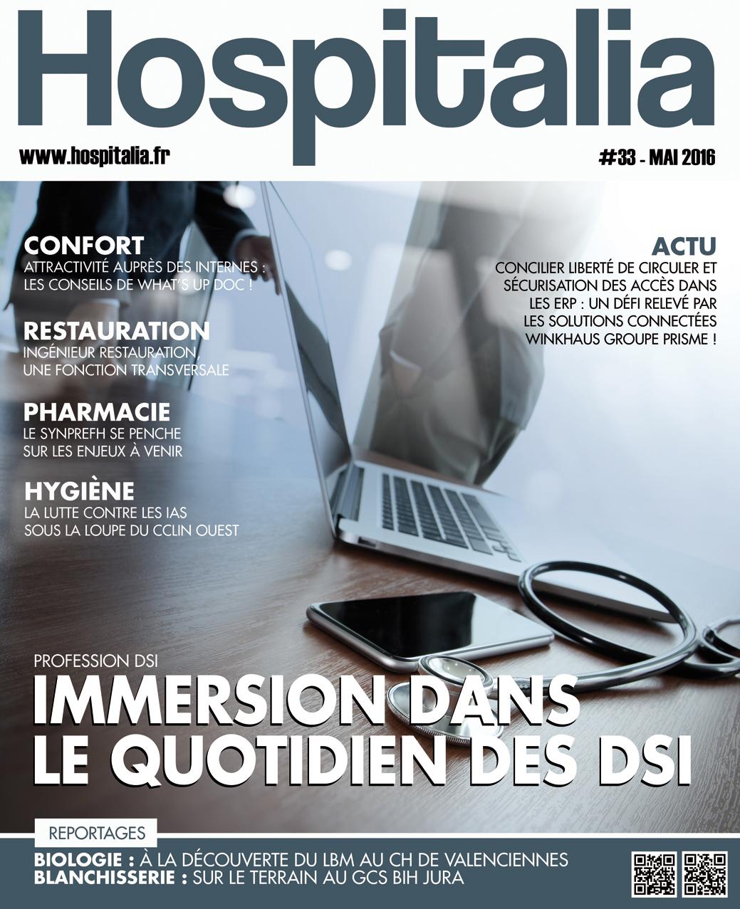 Hospitalia n°33