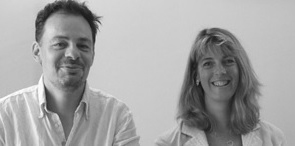 Linda NICOLAS et Fabrice BARDET, responsables Lumick France