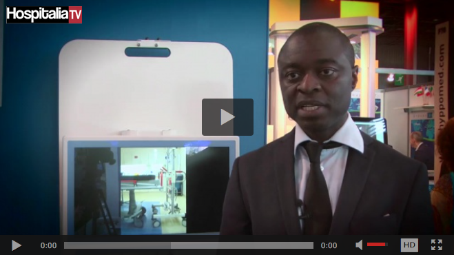 Les rencontres HospitaliaTV à la PHW 2016 : ADVANTECH, Interview de Raymond Simo