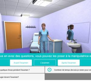 La Société Française de Radiologie (SFR) et SimforHealth mettent la simulation numérique au service des patients