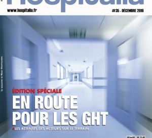Hospitalia n°35 - Décembre 2016