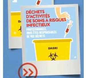 DASRI : sensibiliser les professionnels de santé aux bonnes pratiques
