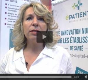 Les rencontres HospitaliaTV à la PHW 2017 : Epatient Digital Medias