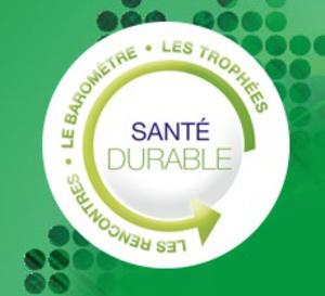 Palmarès des Trophées Santé Durable 2015