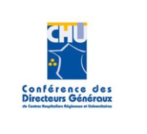 Jean-Pierre Dewitte, nouveau Président de la Conférence des Directeurs Généraux de CHRU