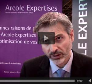 Les rencontres HospitaliaTV à la PHW 2016 : ARCOLE EXPERTISES