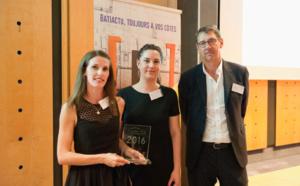 Trophées de la Construction 2016 : Delabie remporte le prix du meilleur site internet