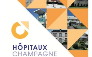 Lancement du Champagne des Hôpitaux Champagne Sud
