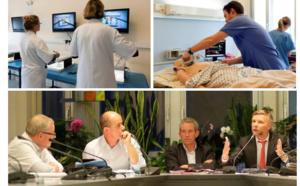 Les futurs directeurs d'hôpital formés au management par simulation