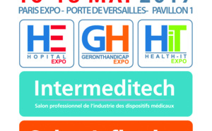 Succès de la Paris Healthcare Week 2017
