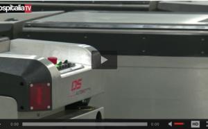 Des flux logistiques automatisés pour le nouvel hôpital de Gonesse