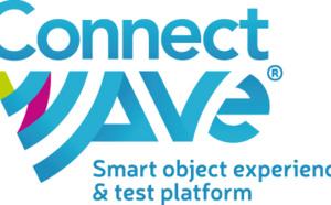 Le CNRFID devient Connectwave  et accompagne les mutations vers l'IoT