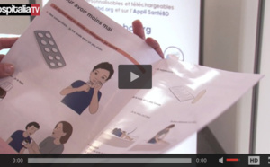 Les rencontres HospitaliaTV à la PHW 2018 : SANTÉBD