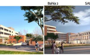 COUP D'ENVOI de la construction de l'Ensemble Hospitalier Civil et Militaire BAHIA et de l'ESAP-MAS « La Rencontre »