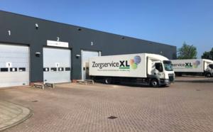Zorgservice XL vise l'excellence en matière de livraison aux hôpitaux grâce à ZetesChronos