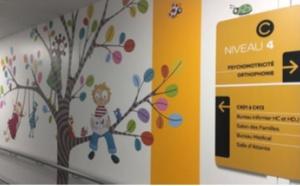 Une nouvelle unité de médecine physique et de réadaptation enfant du CHU de Rennes sur le site de la Polyclinique Saint-Laurent