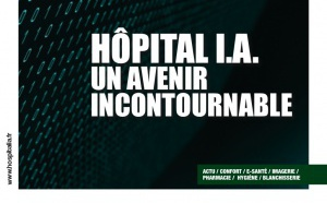 Hospitalia #47 - Hôpital I.A. un avenir incontournable
