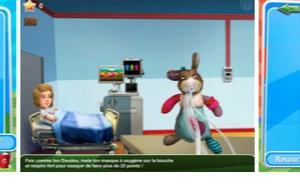 #CHURennes : Une nouvelle version du jeu « Le Héros, c'est toi », l'application destinée aux enfants hospitalisés