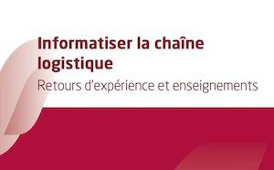 Informatiser la chaîne logistique: nouvelle publication de l'Anap