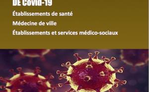 Covid-19: Mise à jour du guide pour les professionnels de santé