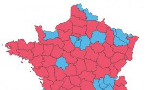 Le Guide Santé publie une carte de France des lits de réanimation dans le secteur privé