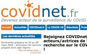 Gippenet.fr devient Covidnet.fr