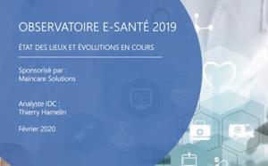 IDC publie son nouvel Observatoire e-Santé