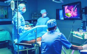 Caméra4K-4MOS de Panasonic: des images haute résolution pour les interventions chirurgicales