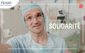 #EnergieSolidaire: la nouvelle campagne de la FEHAP