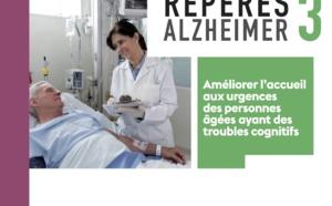 Un guide pour mieux accueillir les personnes souffrant de troubles cognitifs aux urgences