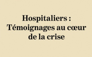 Covid: plusieurs hospitaliers témoignent