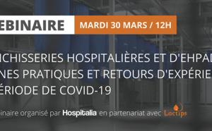 WEBINAIRE : SUIVEZ L'ÉVÈNEMENT HOSPITALIA