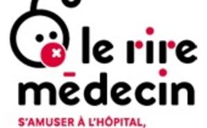 Le Professeur Denis Devictor élu nouveau président de l'association Le Rire Médecin
